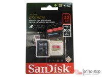 SanDisk Extreme 32GB 100Mbs 1